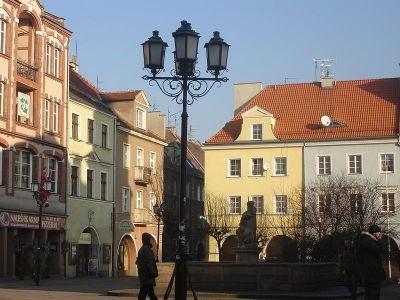 Die Familie Thiem hatte Verwandschaft in Gleiwitz in Schlesien, darum gab es auch dort die Benos aus Thiems Produktion